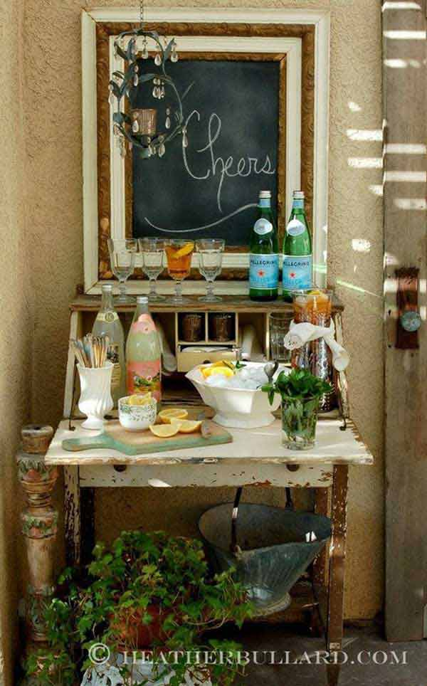 26 Creative And Low Budget Diy Outdoor Bar Ideas Amazing Diy Interior Amp Home Design