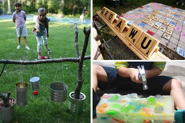 10 fun games to play in the summer outdoors wedding