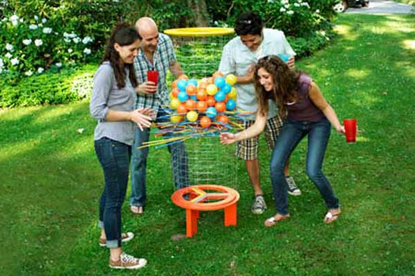 Attrayant DIY Yard Games 4