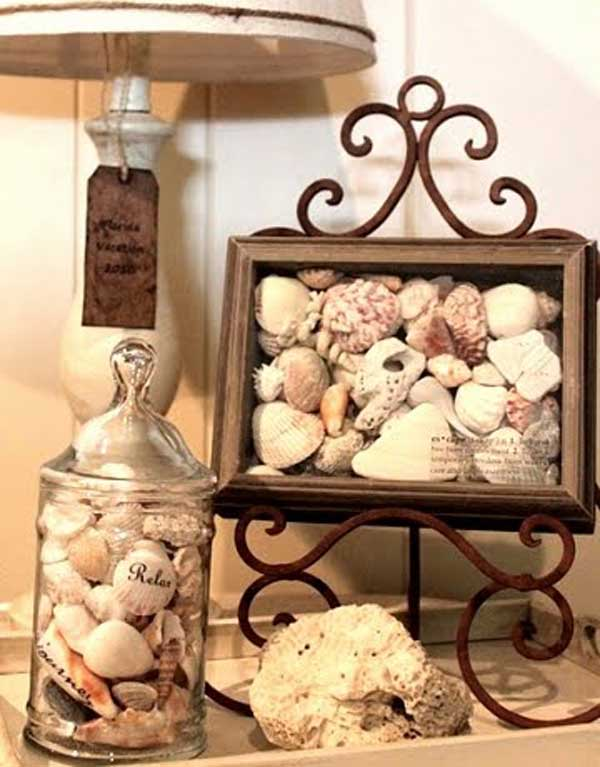 Beach Diy Decor Ideas 11