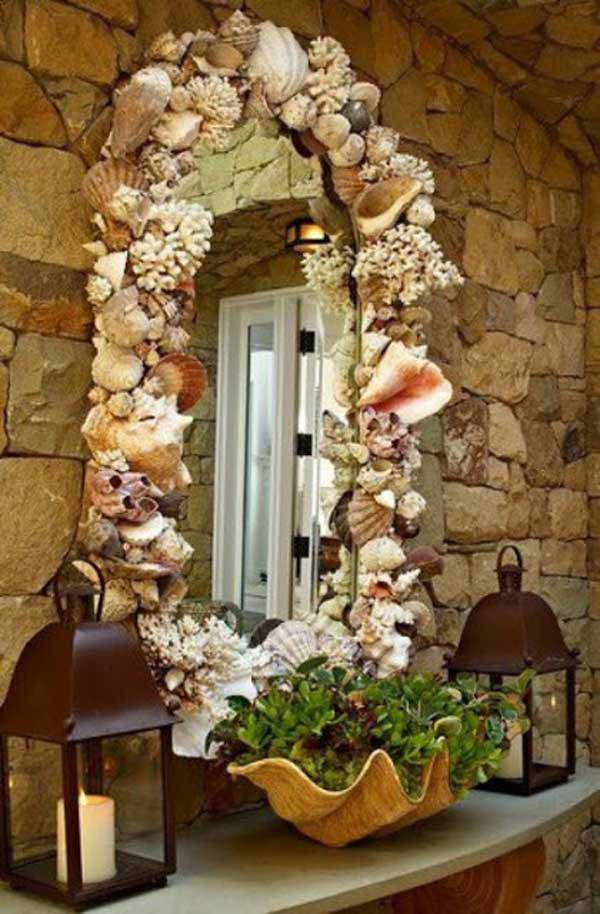 Beach Diy Decor Ideas 20