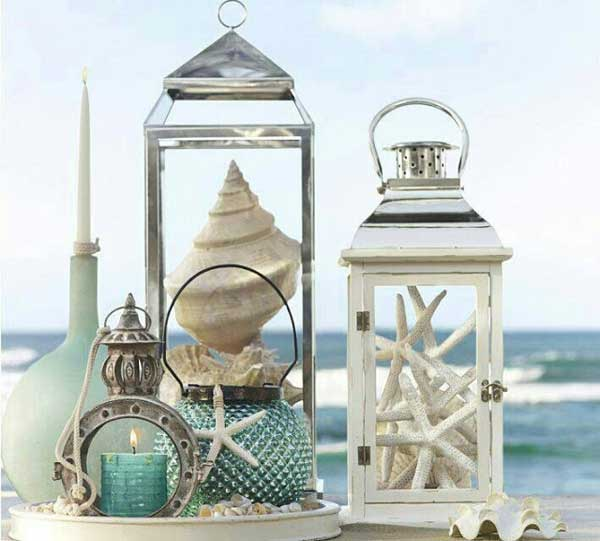 beach diy decor ideas 25 - Beach Decorations