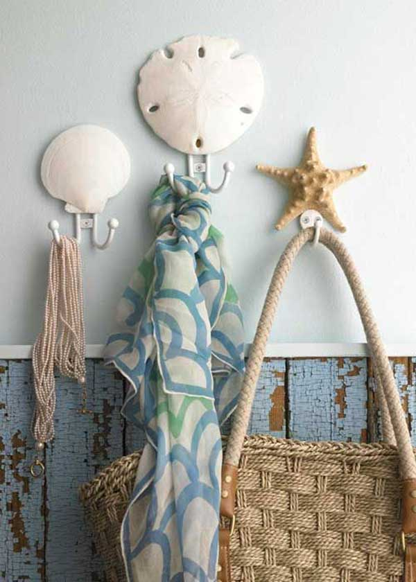 beach diy decor ideas 29 - Home Decor Articles