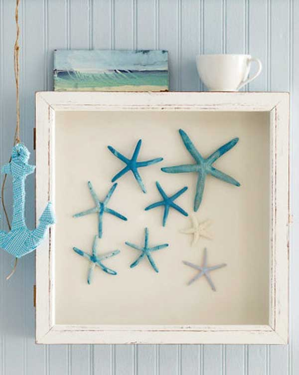 beach-diy-decor-ideas-5 & 36 Breezy Beach Inspired DIY Home Decorating Ideas - Amazing DIY ...