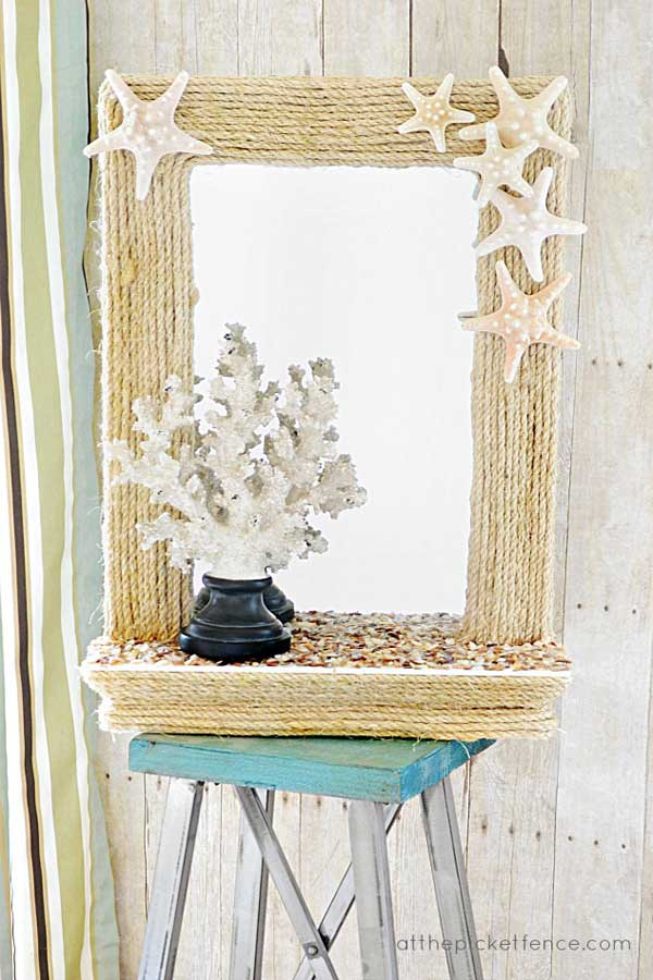beach diy decor ideas 8