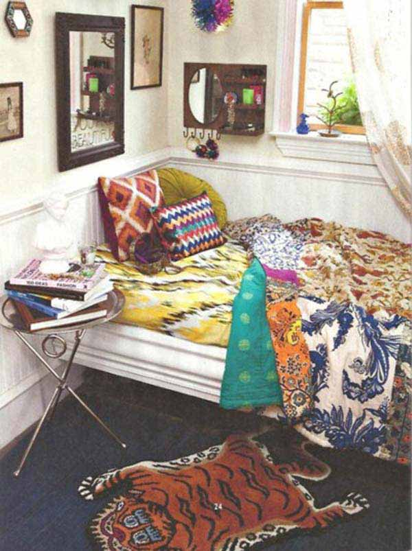 Bedroom Design Hipster