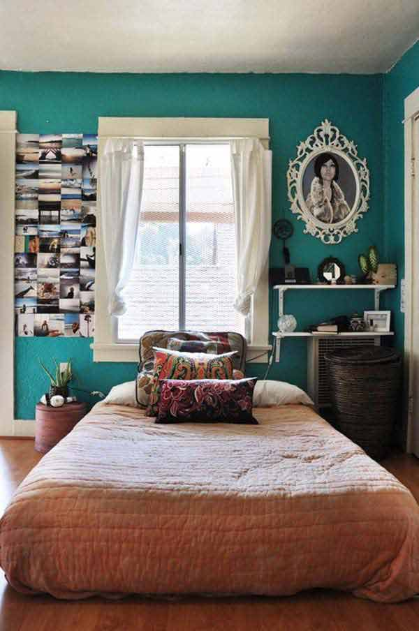 35 charming boho chic bedroom decorating ideas amazing for Bedroom furnishing ideas
