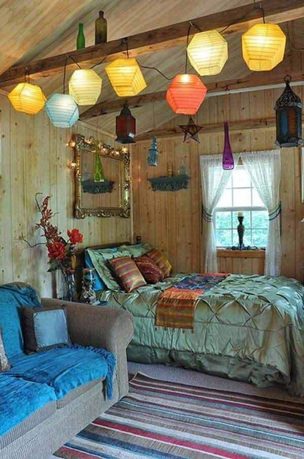 Charming Boho Bedroom Ideas 13