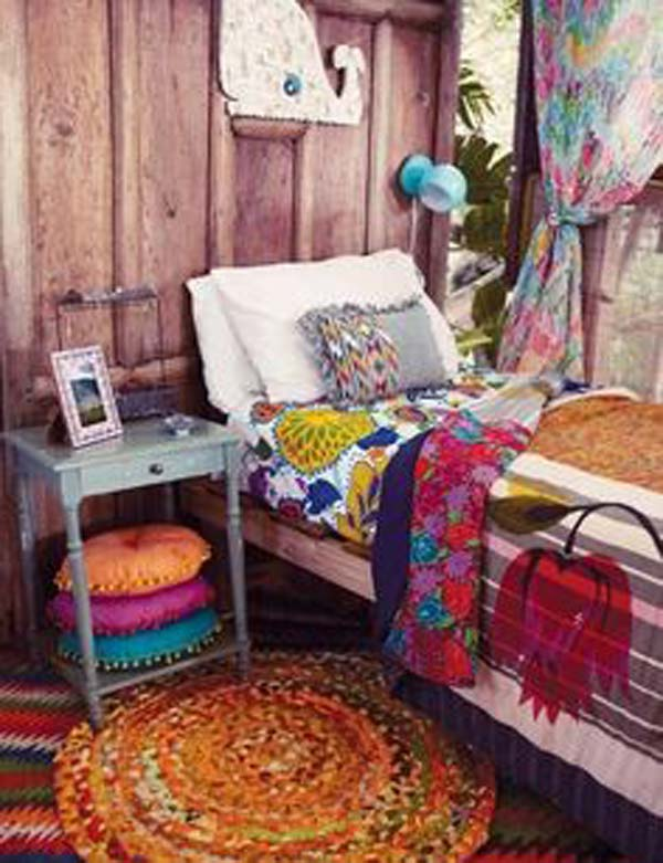 35 charming boho chic bedroom decorating ideas - How to decorate a bohemian bedroom ...