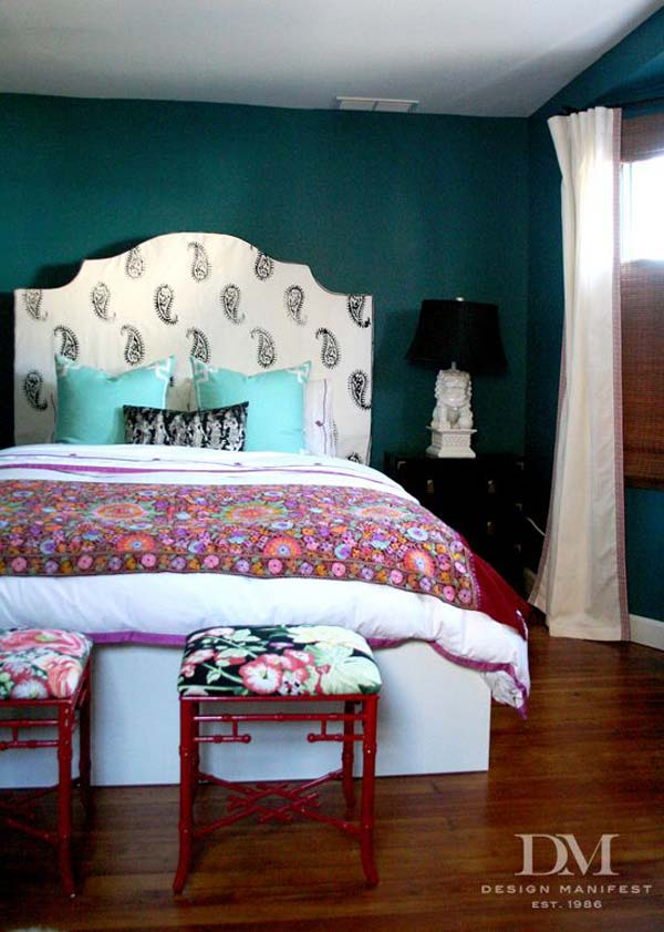 Charming Boho Bedroom Ideas 16