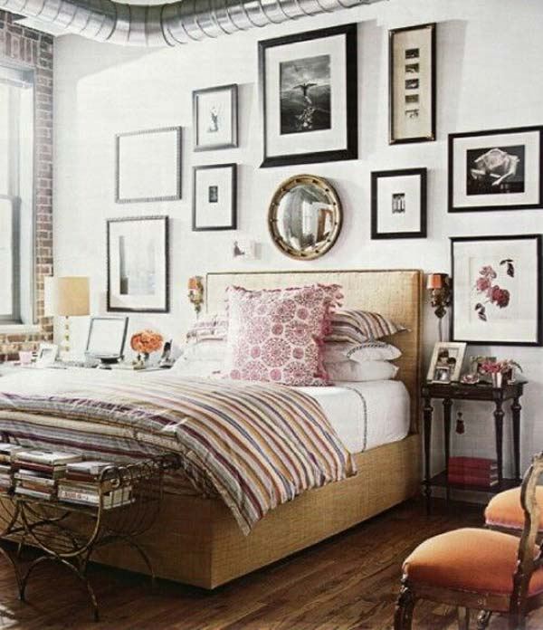 Shabby Chic Boho Bedroom: 35 Charming Boho-Chic Bedroom Decorating Ideas