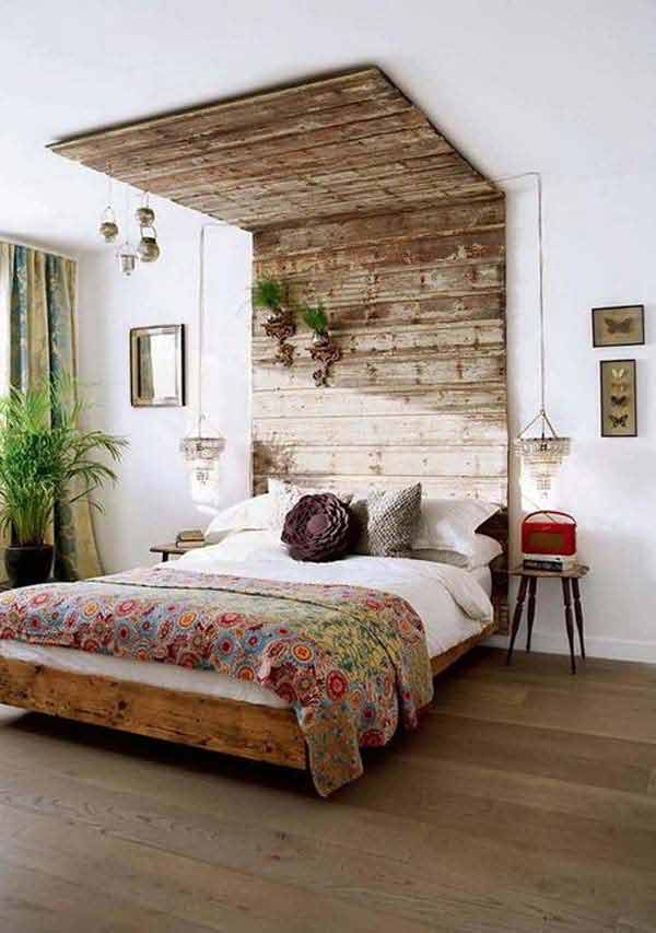charming boho bedroom ideas 28 - Bohemian Bedroom Design