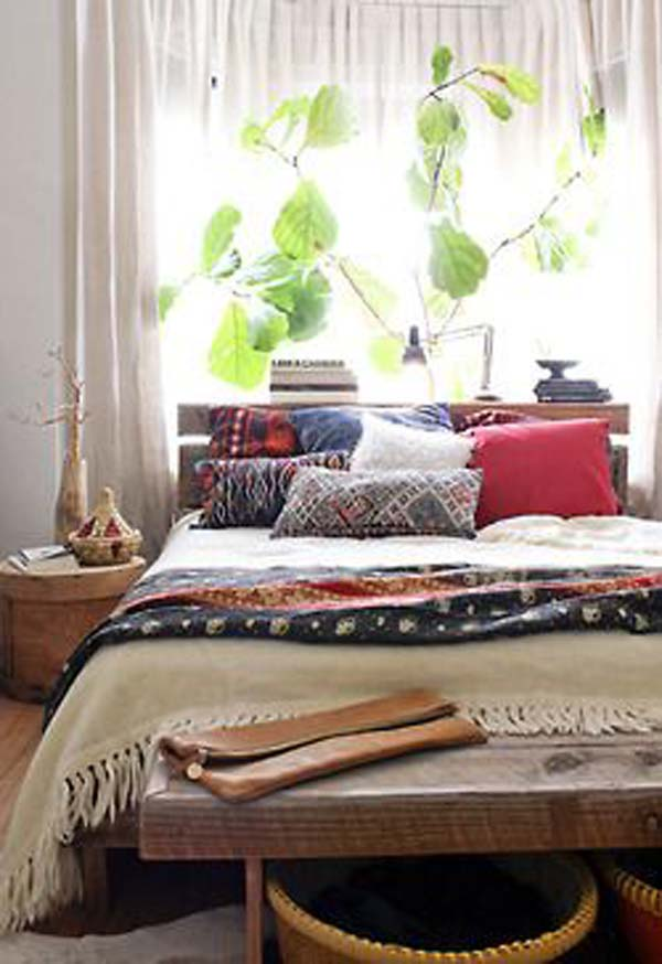 Charming Boho Bedroom Ideas 4