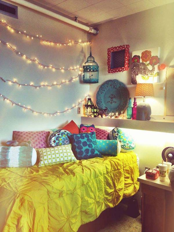35 Charming Boho-Chic Bedroom Decorating Ideas - Amazing DIY ...