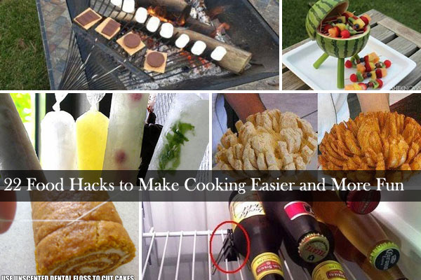 22 Awesome Food Hacks to Make Your Life Easier and More Fun