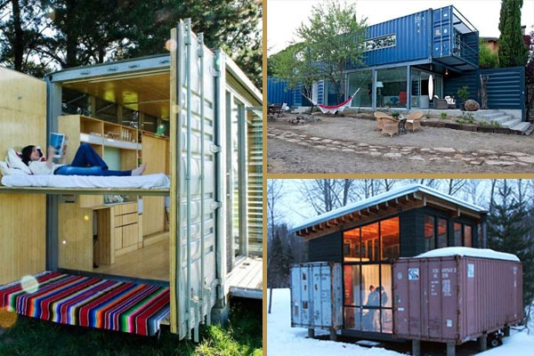 Shipping Container Cabin 24 epic shipping container houses no lack of luxury