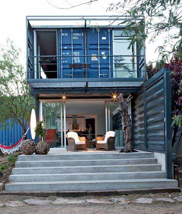 24 Epic Shipping Container Houses No Lack of Luxury - Amazing DIY, Interior & Home Design