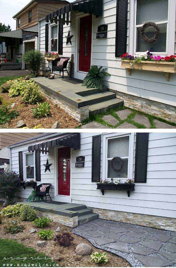 20 easy and cheap diy ways to enhance the curb appeal amazing diy