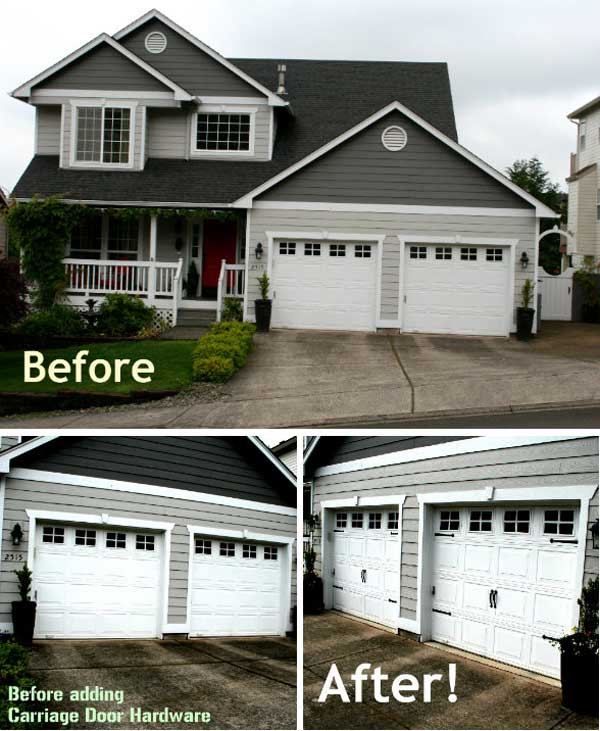 20 Easy And Cheap Diy Ways To Enhance The Curb Appeal: curb appeal doors