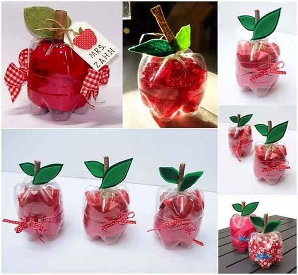 DIY Plastic Bottles Ideas 28