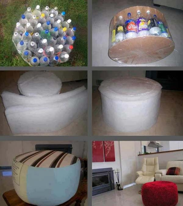 DIY Plastic Bottles Ideas 3