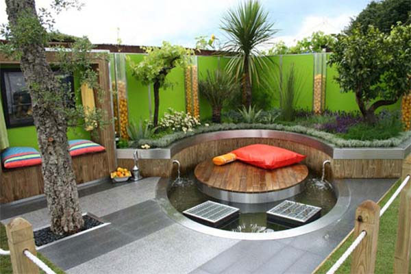 small backyard landscaping ideas 15 - Small Backyard Design Ideas