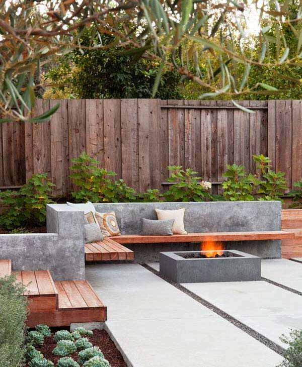 22 Incredible Budget Gardening Ideas: 23 Small Backyard Ideas How To Make Them Look Spacious And