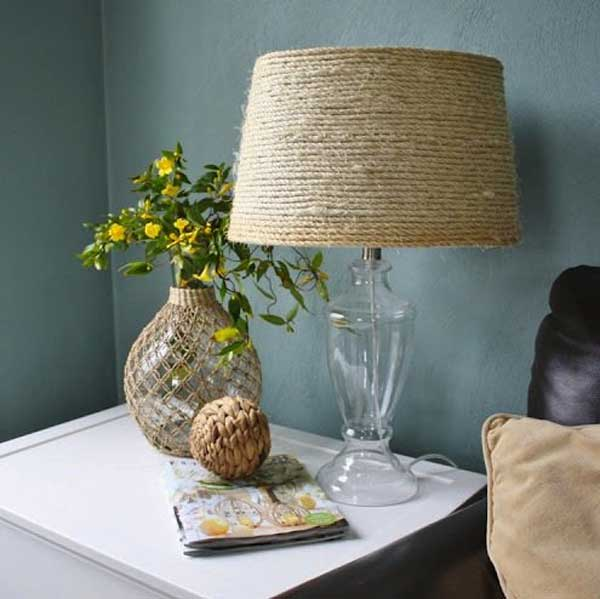 diy home decor with rope 11 - Diy Decor