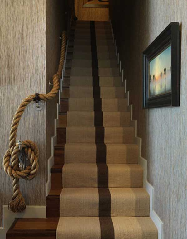 34 Fantastic DIY Home Decor Ideas With Rope - Amazing DIY ...