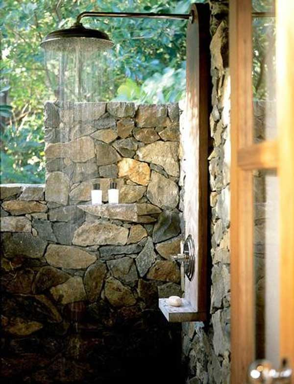 Diy Outside Shower 24