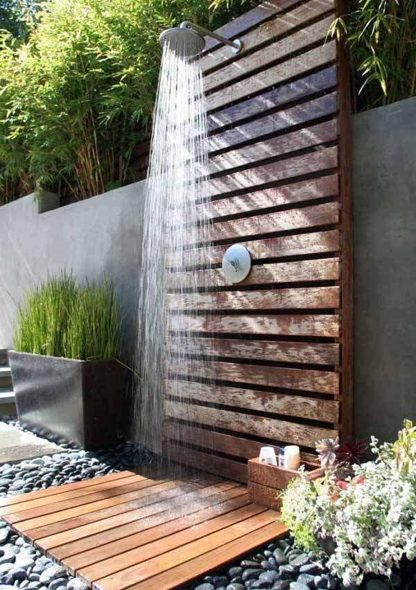 Diy Outside Shower 32
