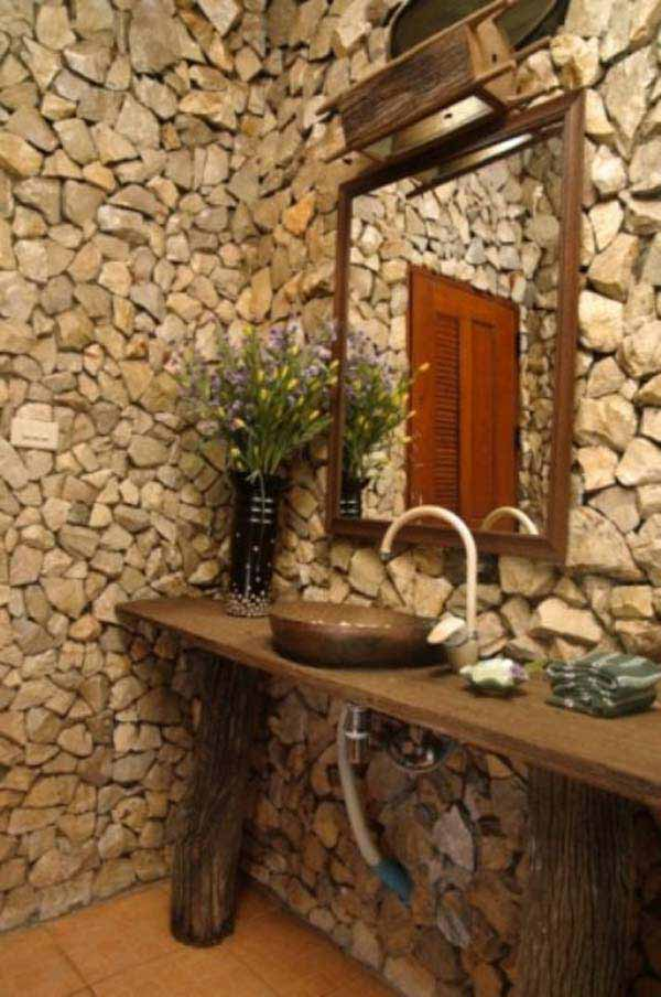 Rustic Bathroom Ideas 24