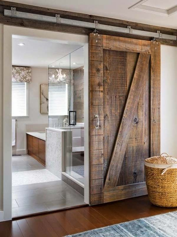 30 Inspiring Rustic Bathroom Ideas For Cozy Home Amazing Diy Interior Home Design