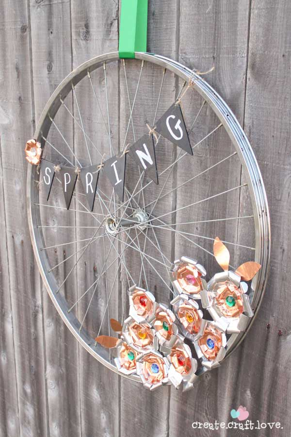 DIY-Crafts-from-Bike-Wheels-17-2