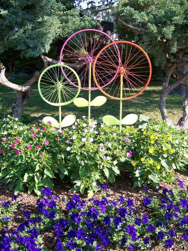 DIY-Crafts-from-Bike-Wheels-21-2