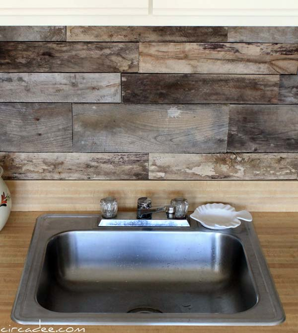 Amazing ... DIY Kitchen Backsplash 13 2 Nice Design