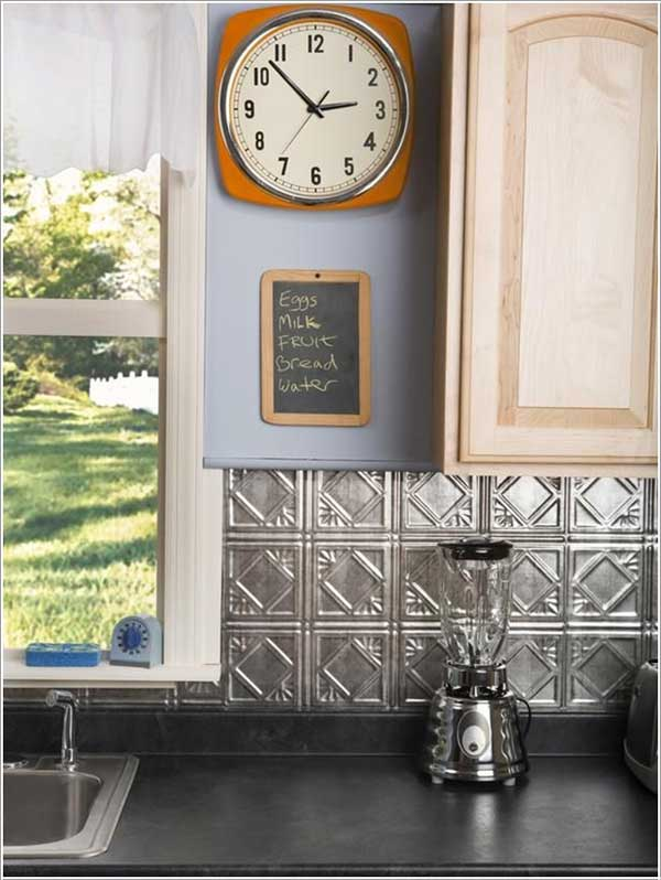 Kitchen Backsplash Designs 24 low-cost diy kitchen backsplash ideas and tutorials