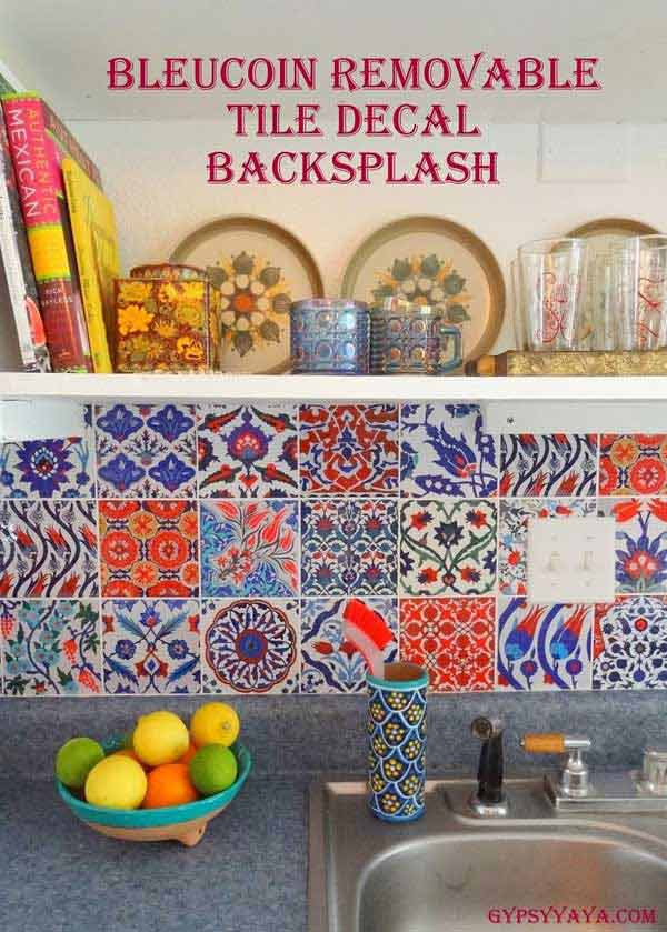 Diy Kitchen Backsplash 20 2