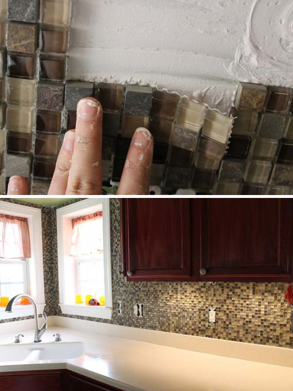 How To Install Beadboard Backsplash In Kitchen