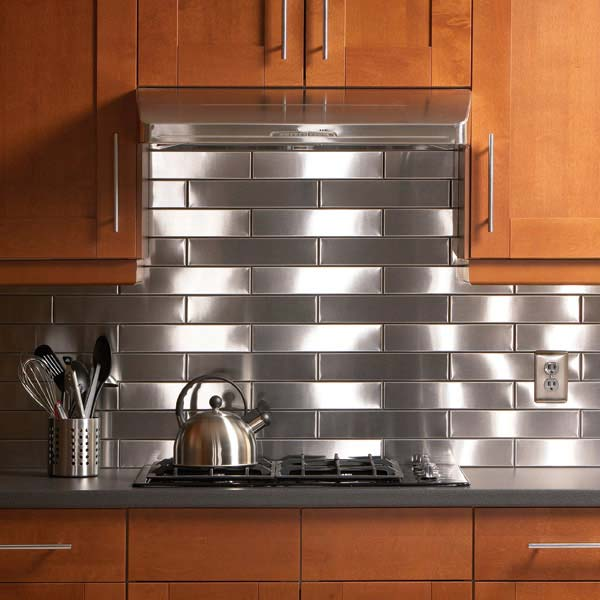 Kitchen Backsplash Cheap 24 low-cost diy kitchen backsplash ideas and tutorials