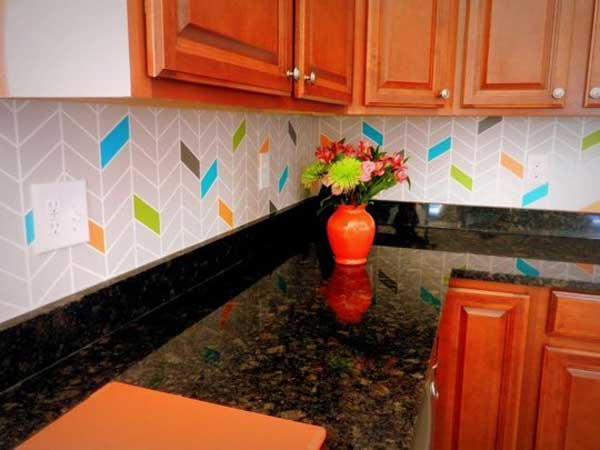 Diy Kitchen Backsplash 8 2