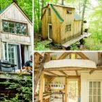 Beautiful Woodland Love Nest Built for Under $4000