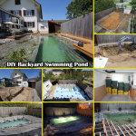 Genius DIY Backyard Swimming Pond