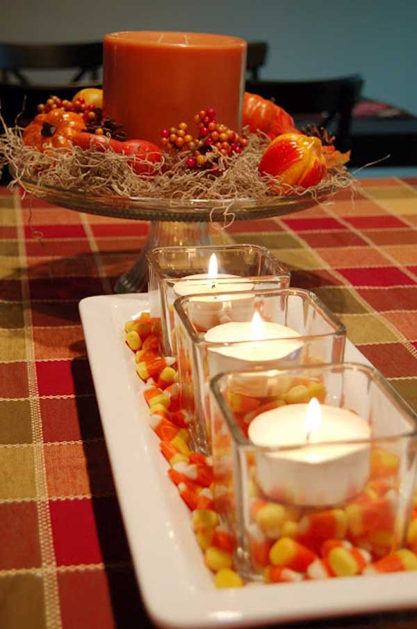 fall home decor ideas 7 - Fall Decorations For Home