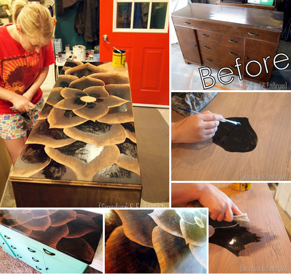 Wood Art Furniture ~ Staining wood furniture on pinterest stain