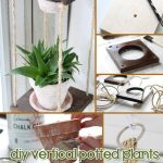 DIY Hanging Potted Plants