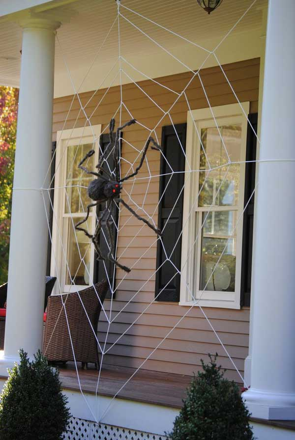 top 41 inspiring halloween porch d cor ideas amazing diy. Black Bedroom Furniture Sets. Home Design Ideas