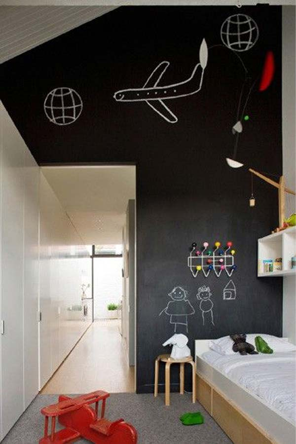 Chalkboards In Kids Rooms 6