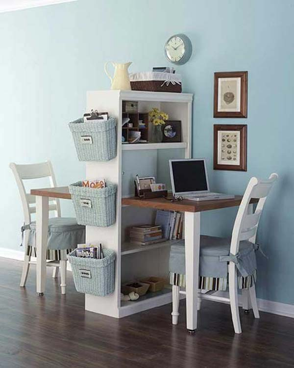 top 40 tricks and diy projects to organize your office amazing diy