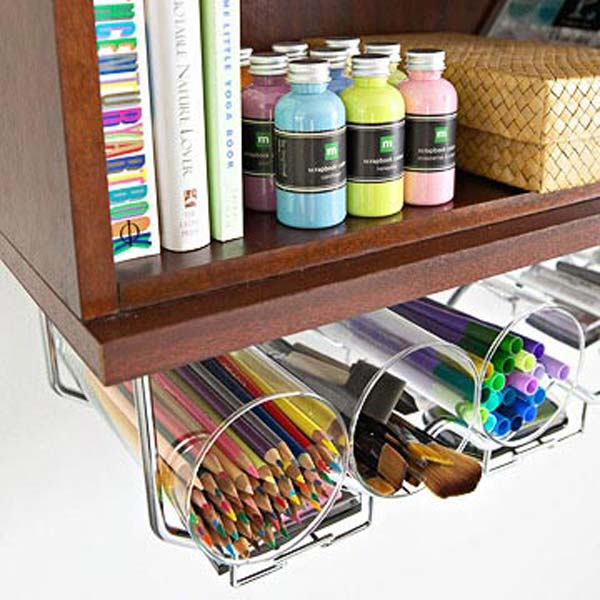 Top 40 Tricks and DIY Projects to Organize Your fice Amazing
